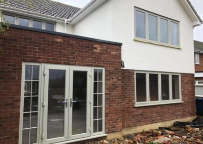 Double Storey Extension in Goldaming