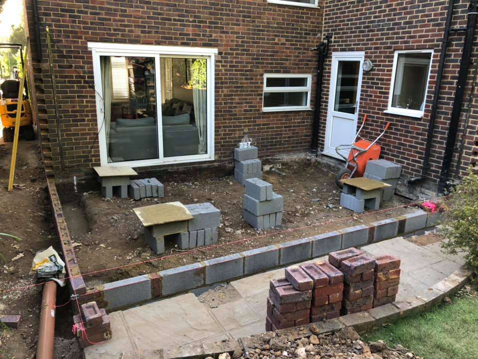 Ashstead extension foundations