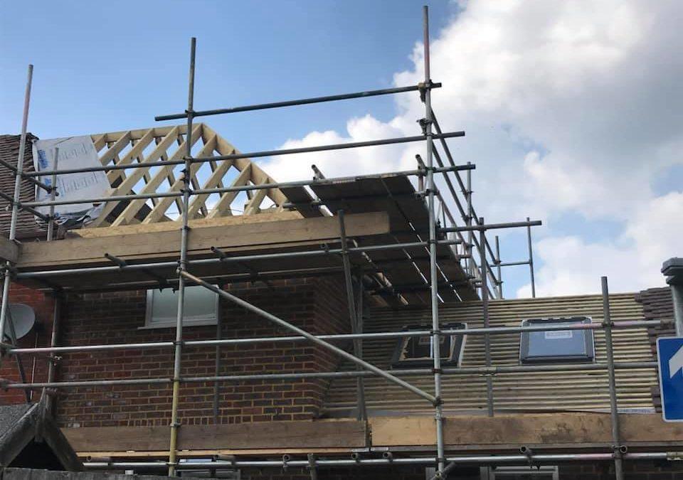 Double Storey Extension in Surrey