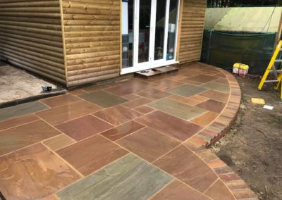 Patio in Wokingham